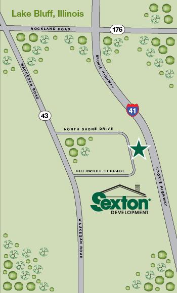 Sexton Companies - Map